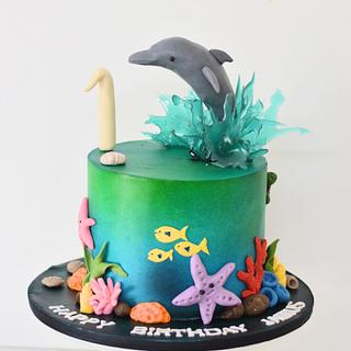 Ocean themed