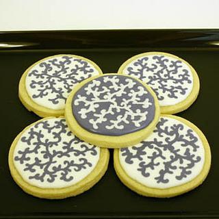 Filigree Cookie
