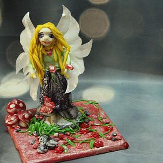 Christmas fairy collab