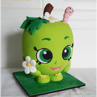 Apple Blossom de Shopkins