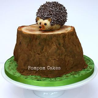 The little hedgehog