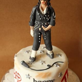 Michael Jackson Cake - Cake by Smita Maitra (New Delhi Cake Company)