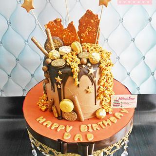 dripcake - Cake by Mero Wageeh