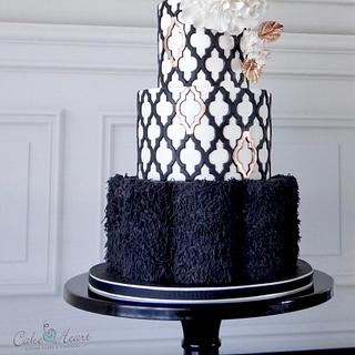 Quatrefoil - Cake by Cake Heart