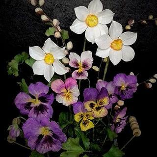 Spring is comming - Cake by babkaKatka