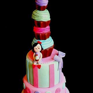 Cupcake Tower.
