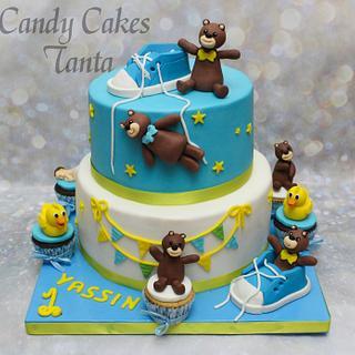 Little bears cake :)