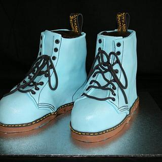 Doc Martins are delicious in Choc Mud