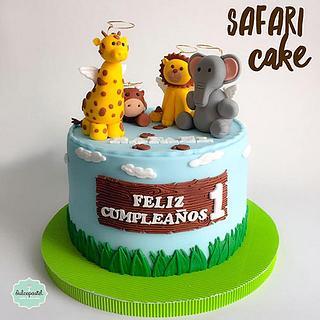 Torta Safari Medellín