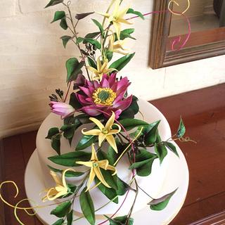 Sacred Lotus Arrangement