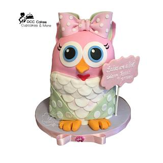Baby Sprinkle Cake