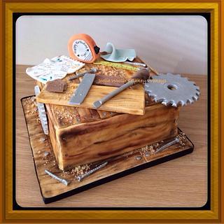 Carpenters cake