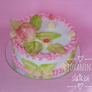 Fruity cake  - Cake by Jovaninislatkisi