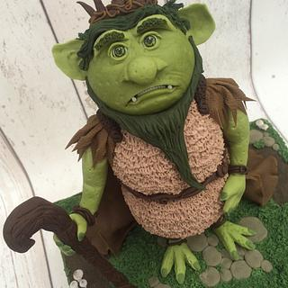 King Klegg - Cake by Sugarwhizz