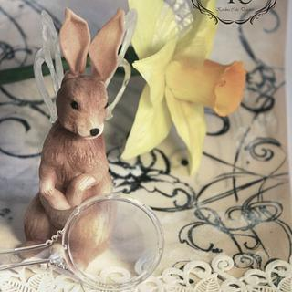Old Curiosity Shop: Winged Hare