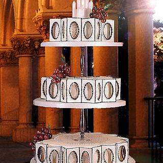 Royal Allure - Cake by The Beverley Way Collection, Beverley Way Designs USA