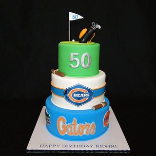 50th Birthday Celebration Golf, Bears & Cigars