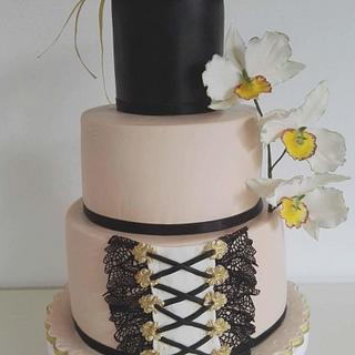 Graduation cake - Cake by Delyana