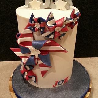 Fourth of July Birthday