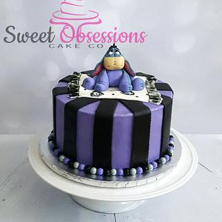 Eeyore Cake - Cake by Sweet Obsessions Cake Co