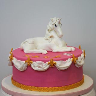 Unicorn Cake / Einhorn Torte / Торт единорога