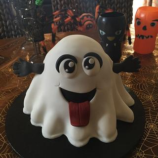 Terrifying ghoul ?!