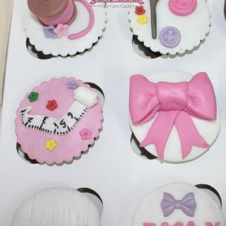 Cupcakes  - Cake by Yasmin Amr