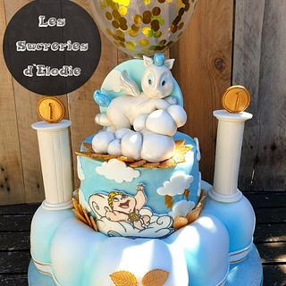 Hercule cake