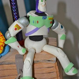 Toy or Cake? its a Toy story cake! (100% edible) - Cake by claudine