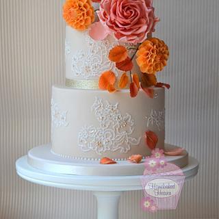 Dawn - Cake by Amanda Earl Cake Design