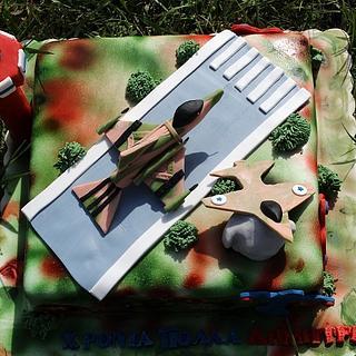 Cake for F16 lover!