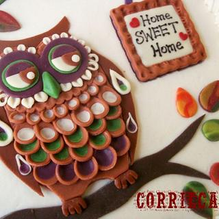 House Warming Owl