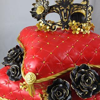 Cushion Cake 7 deadly Sins
