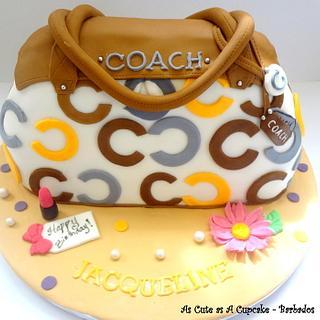 Coach Purse for Jacqueline
