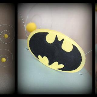 Batman cake!
