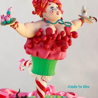 """Madame Cupcake"""