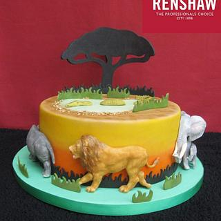 Renshaw Fondant Collaboration