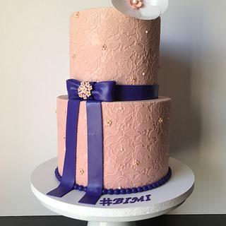 Bridal Shower - Cake by Ramids