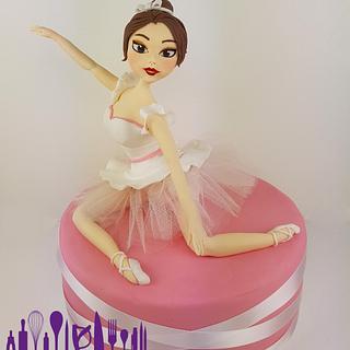 My Sugar Ballet Dancer