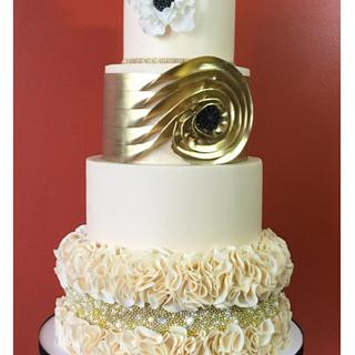 My Girl's Wedding Cake - Cake by Ramids