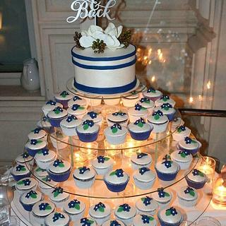 Wedding Cake - Cake by Mora Cakes&More