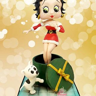 CPC Christmas Collaboration - Betty Boop