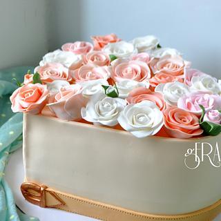 Love & Story Cake