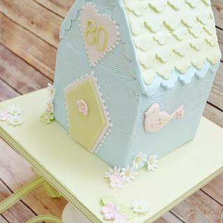 Little birdhouse for my soul
