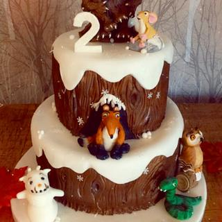 Gruffalo gruffalo s child Cake