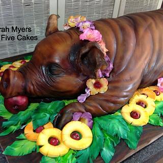 Hawaiian Hog Roast