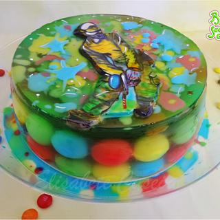 Paintball Gelatine