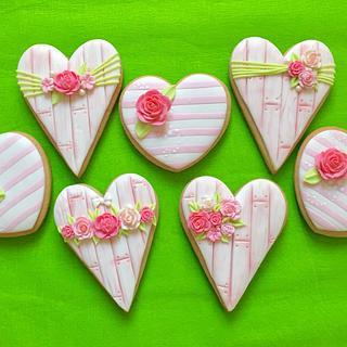 Bridal Shower Hearts