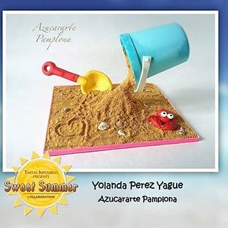 Sweet Summer Colaboration- AzucartePamplona