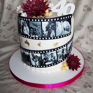 Cake movie - Cake by Marianna Jozefikova